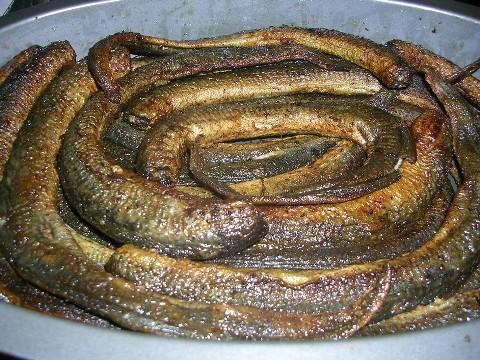минога маринованная рецепт