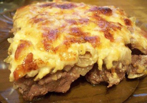 рецепт блюдо из говядины с фото