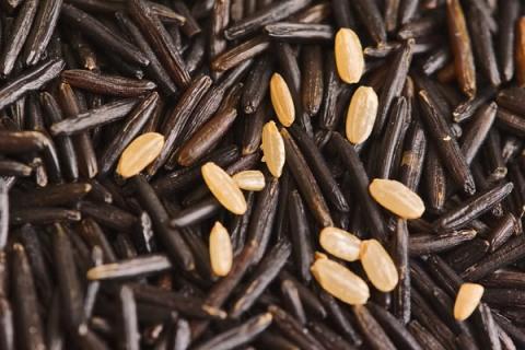 диета черный рис