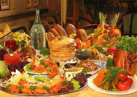 Кухня России - история, особенности и традиции русской кухни