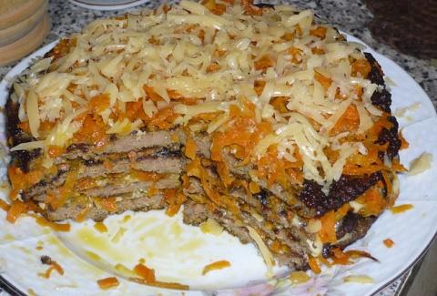 торт правильное питание мокко уфа
