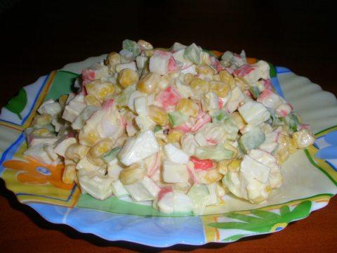салат для кормящей мамы рецепты с фото