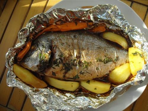 Рецепт приготовления стейка рибай на гриле