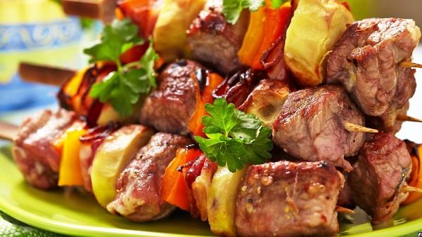 сколько жарить шашлык из свинины