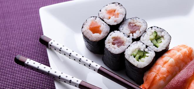 состав калорий суши